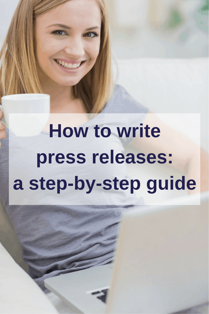 press release step by step guide