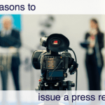 30 reasons to issue a press release