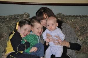 Button Baby Andrea Egan