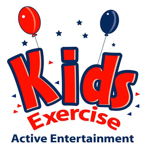 kids exercise logo - Exercise Pictures For Kids