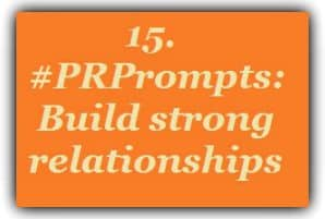 PR Prompts
