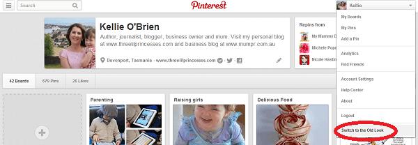 Pinterest New Look