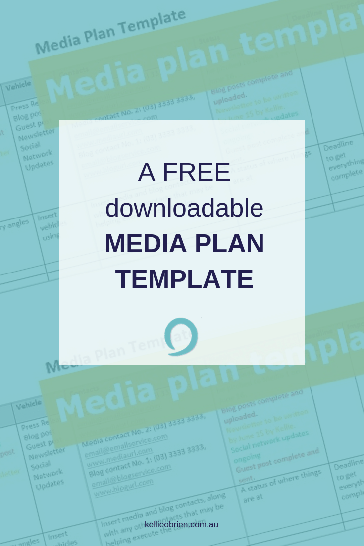 A free downloadable media plan template kellie obrien media download your free downloadable media plan template to step up your pr effort this is maxwellsz