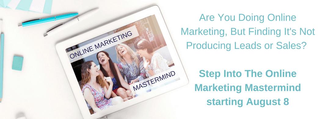 online marketing mastermind
