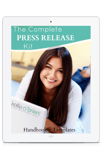 The Complete Press Release Kit