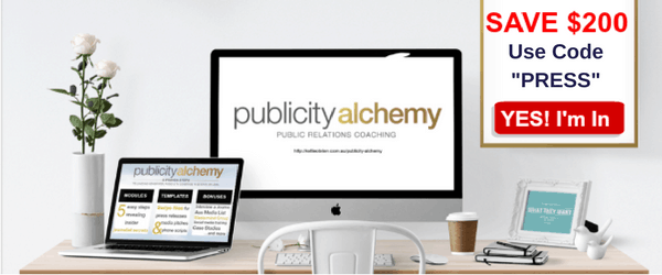 Publicity Alchemy save 200