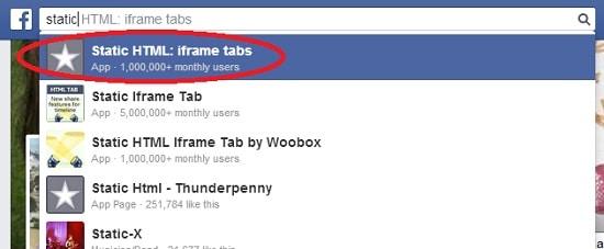 Thunderpenny Facebook app