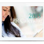 The new 2015 Public Relations News Calendar is released