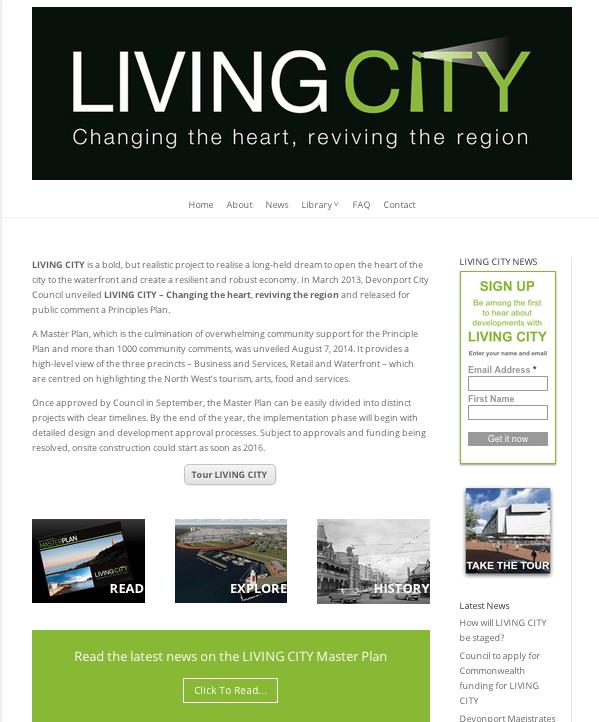 Living City Devonport