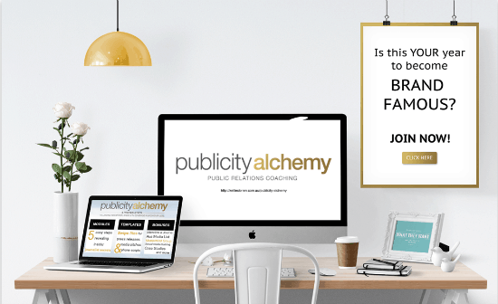 public relations training program