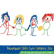 Devonport Child Care Logo