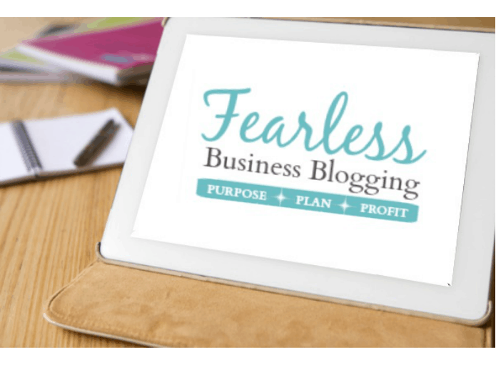 online blogging course