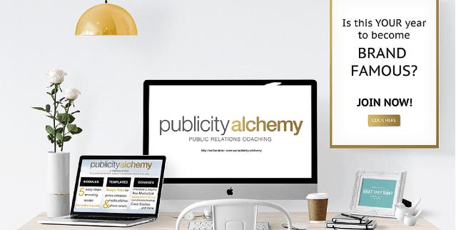 Publicity Alchemy