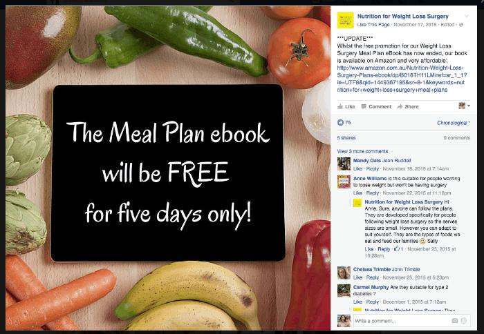 Facebook Free Promo