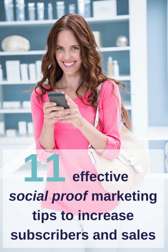 social proof marketing strategies