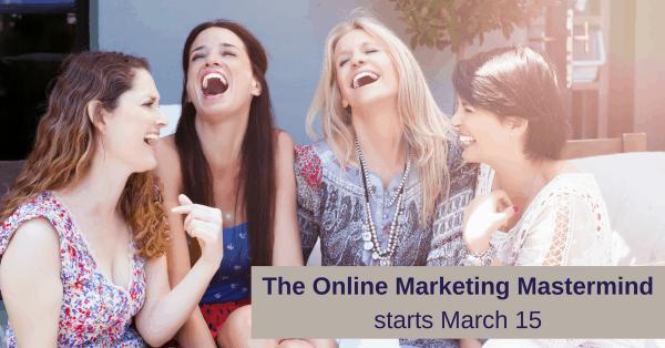 The Online Marketing Mastermind March 15 2018