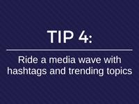 social media trending topics