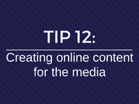 online content media