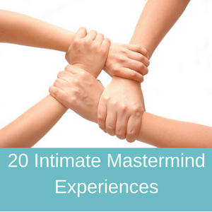 20 mastermind experience
