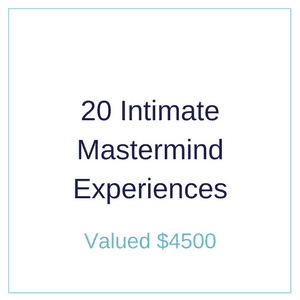 20 mastermind sessions