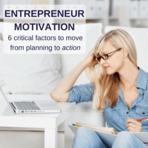 entrepreneur motivation factors