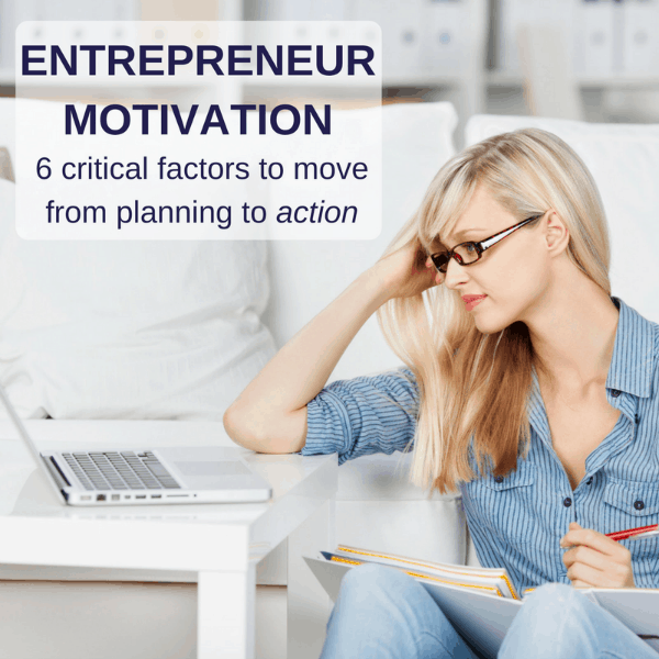 entrepreneurial motivation factors