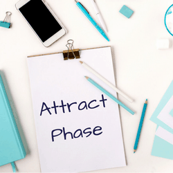 sales funnel attract phase