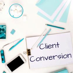 sales funnel client conversion