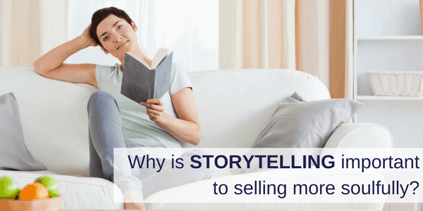 why is storytelling important