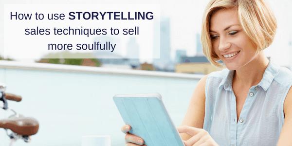 storytelling sales techniques