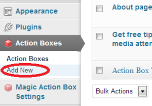 Magic Action Box 1